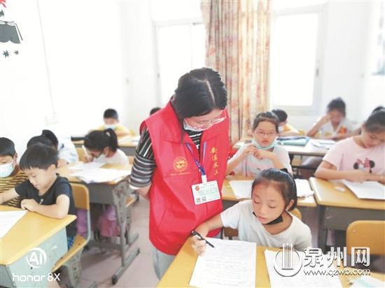 福建安溪義工協會:志愿服務助力文明單位創建