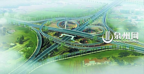 据分析,该连接线的建成将进一步加强泉州市区和晋江,石狮的快速连接