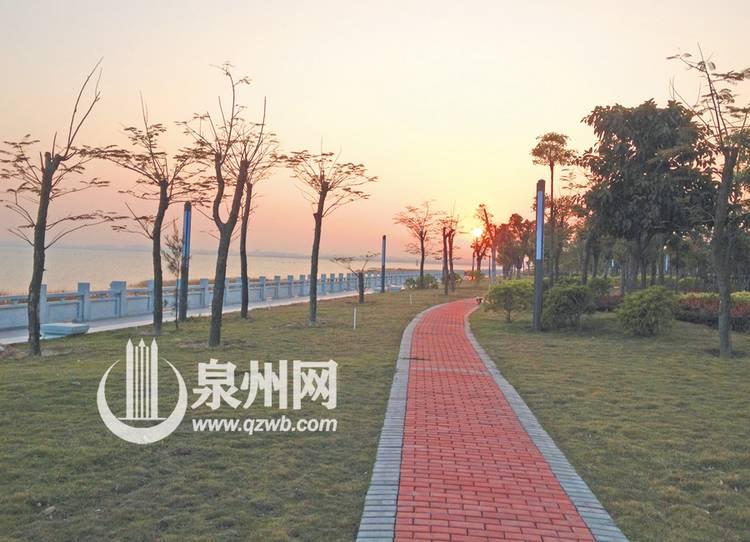 泉州滨海公园风景美如画 美中不足惹人嫌(图)