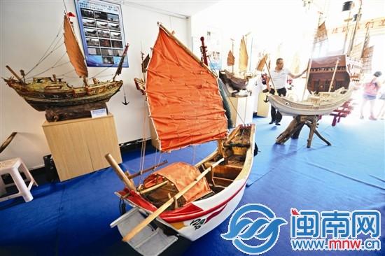古代尖尖帆船结构图