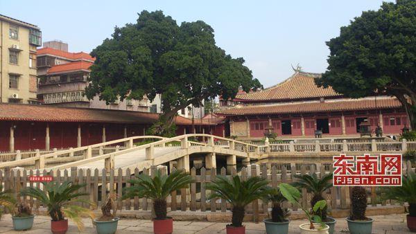 泉州府文庙大成殿将进行修缮 公开招投标启动