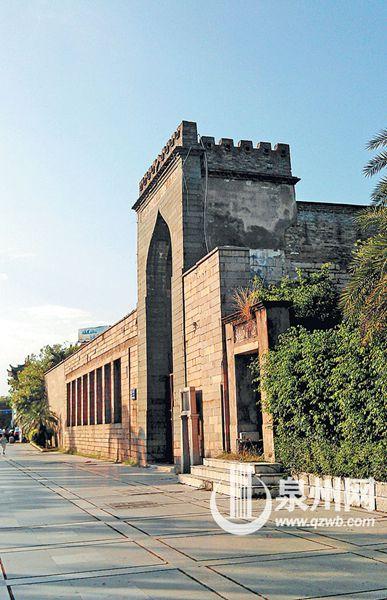 泉州清净寺是我国现存最早的清真寺