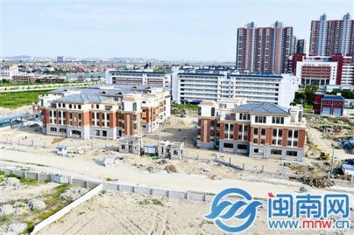 洛江实小泉州校区5栋主楼竣工9月将迎180名端午节小学生演讲稿图片