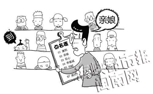 q版明星简笔画杨颖