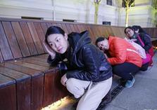 (文化)(3)公共艺术声音装置《声坊》亮相北京