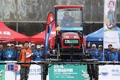 (社会)(1)全国农机手北京赛技能