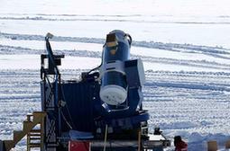 """(""""雪龙""""探南极·图文互动)(2)南极冰盖之巅天文观测探秘"""