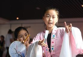 (文化)(1)江苏昆山:昆曲从孩子抓起